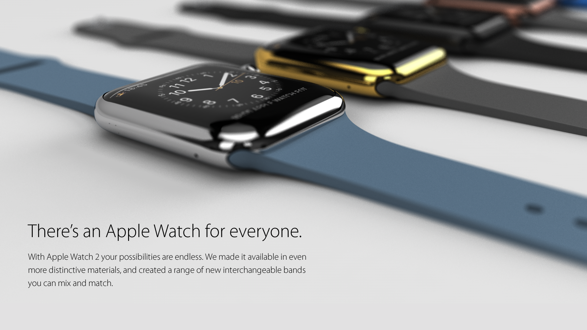 apple watch seconda versione
