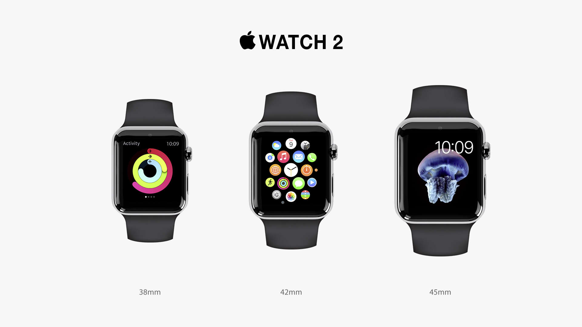 watch 2 apple applicazioni