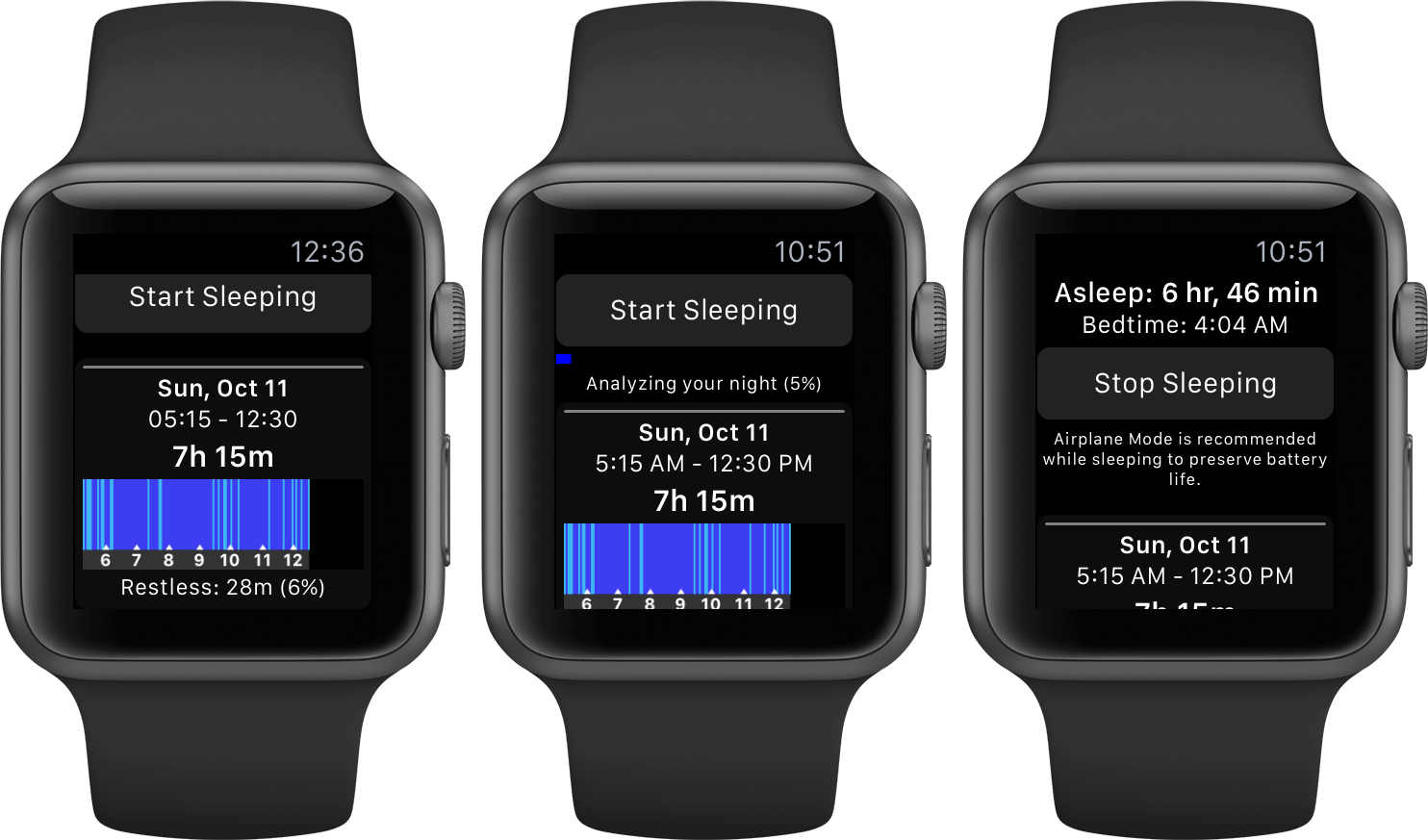 app apple watch 2