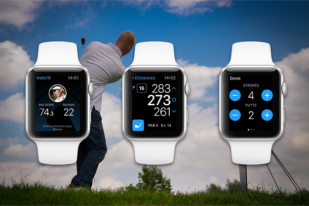 app golf apple watch