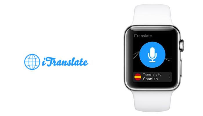 app traduzione apple watch