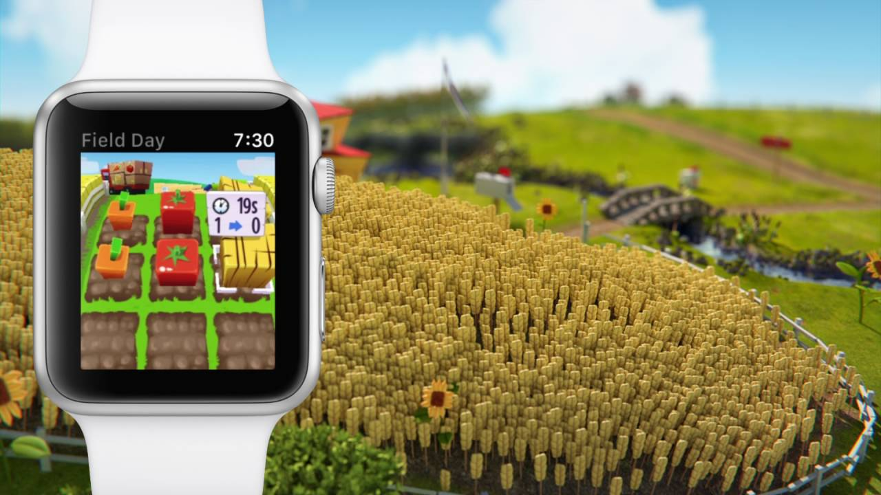 field day apple watch