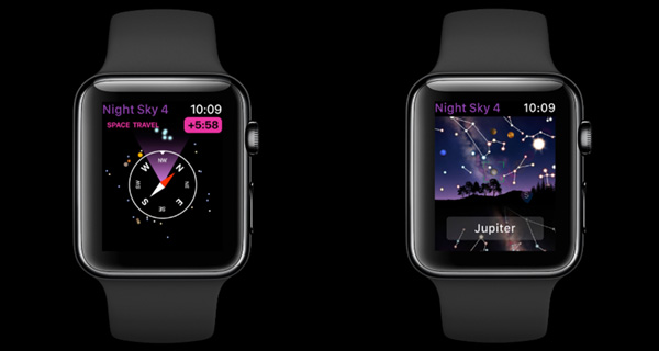 migliori applicazioni apple watch 2017