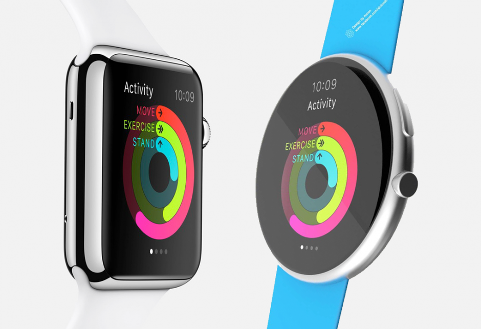 seconda versione orologio apple