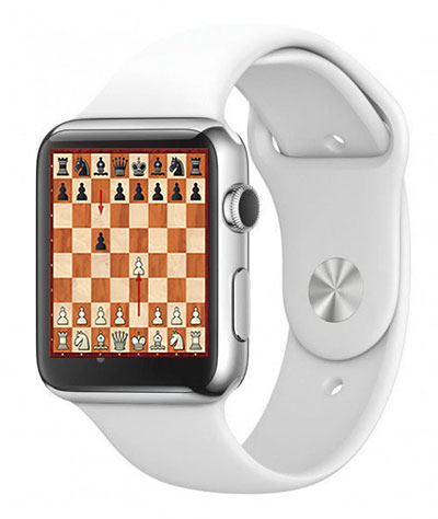 chess watch apple