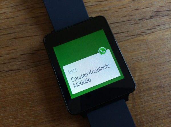 I migliori smartwatch con Whatsapp