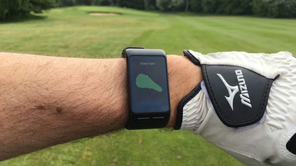 vivoactive hr golf