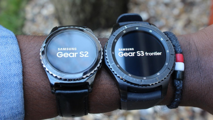 design samsung gear s3