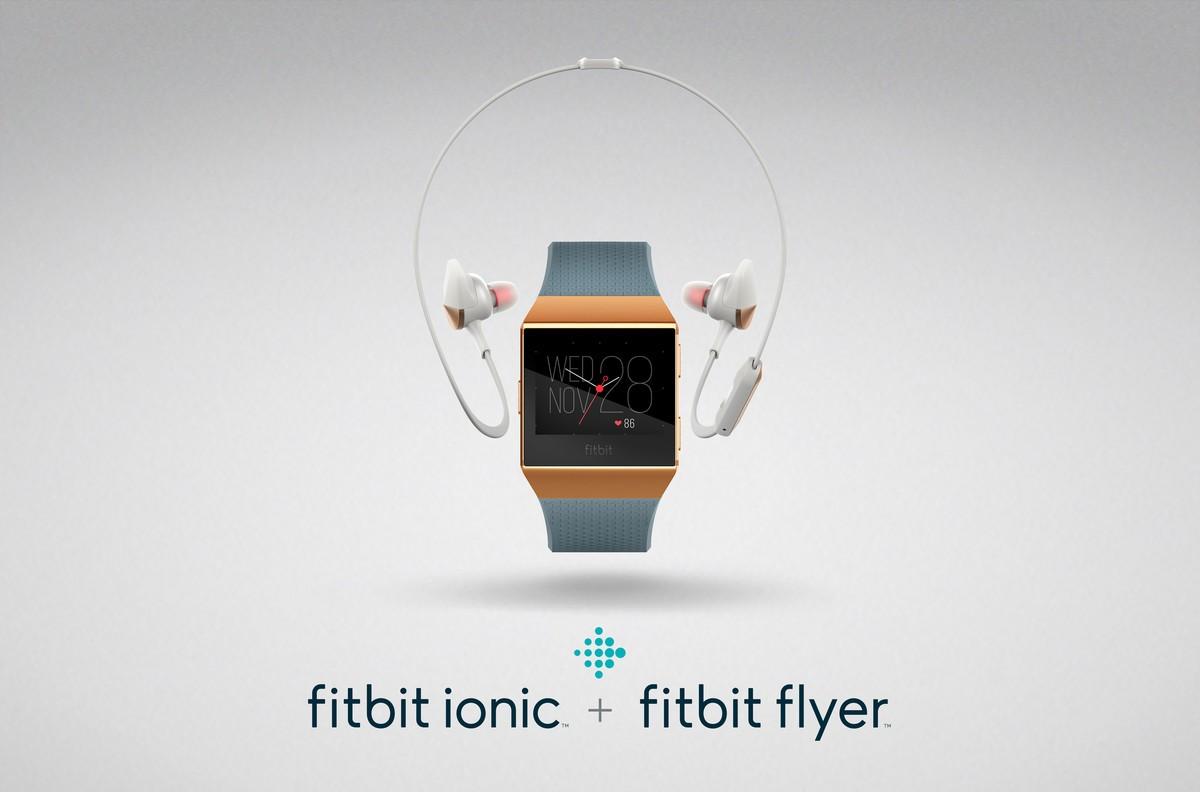 fitbit ionic musica
