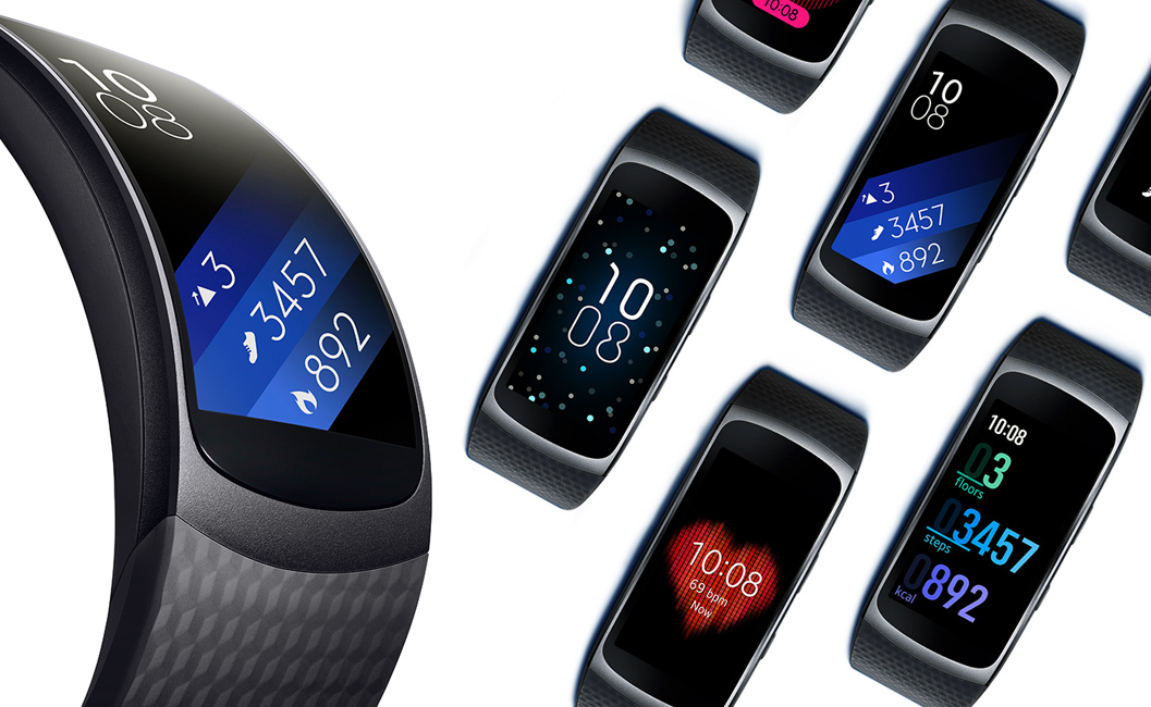 gear fit 2 smartband recensione