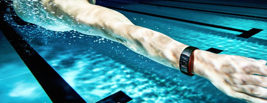 gear fit 2 pro nuoto