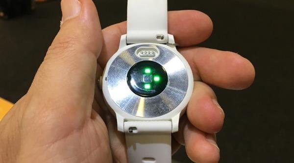 Sensore HR Garmin Vivoactive 3