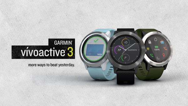 Garmin Vivoactive 3 in offerta
