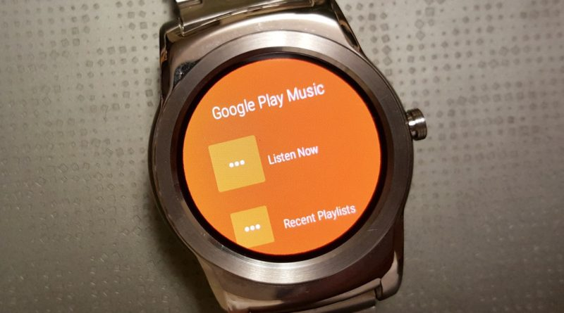 Come caricare musica su Android Wear 2