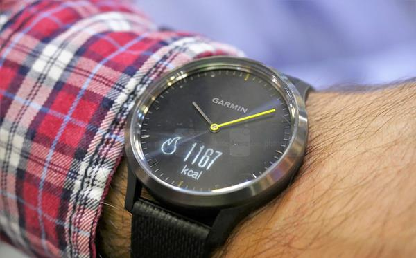 Design Garmin VivoMove HR