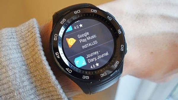 Android Wear 2.0: le playlist