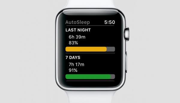 App per dormire meglio: AutoSleep
