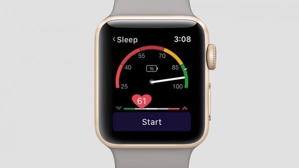 App per dormire meglio: HeartWatch