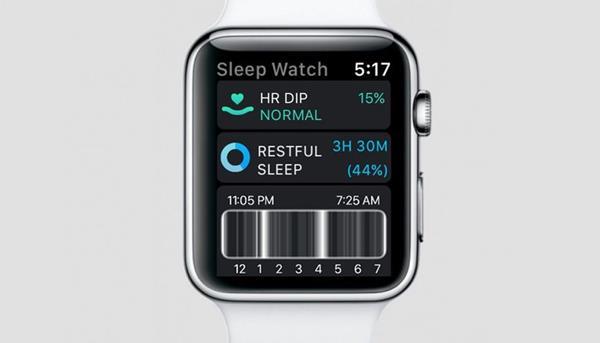 App per dormire meglio: Sleep Watch