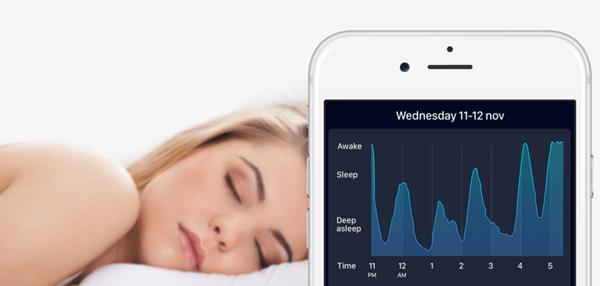Vantaggi app per dormire meglio