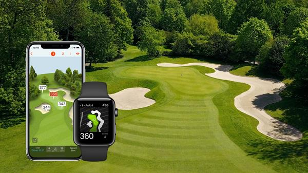 Migliori app per il golf dell'Apple Watch: Fun Golf GPS