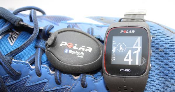 Utilizzo sport Polar M430
