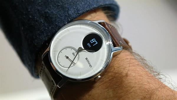 Migliori smartwatch analogici: Nokia Steel HR