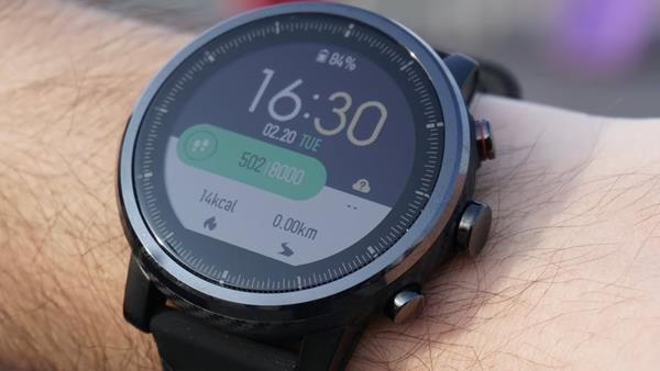 Migliori smartwatch in vendita su Aliexpress: Xiaomi Amazfit Stratos 2