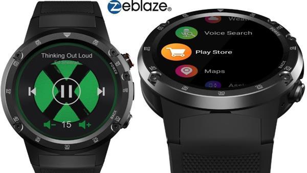 Migliori smartwatch in vendita su Aliexpress: Zeblade Thor 4 Plus