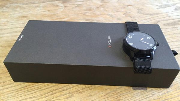 Recensione Lenovo Watch X: Autonomia