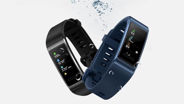 Recensione Huawei Band 3 Pro: Impermeabilità