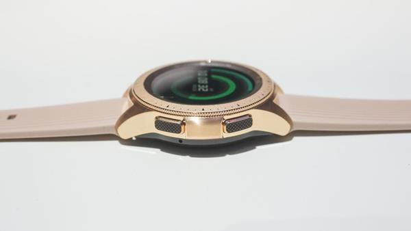 Recensione Samsung Galaxy Watch: Design