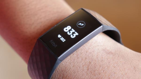 Recensione Fitbit Charge 3: Il display