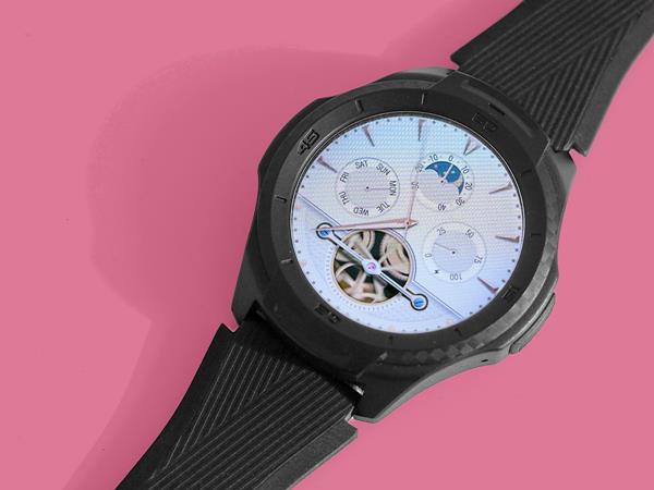 Recensione Ticwatch S2: Batteria