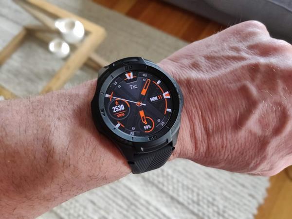 Recensione Ticwatch S2: Conclusione