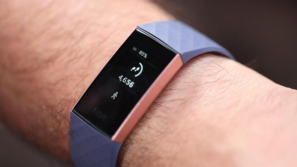 Display Fitbit Charge 3