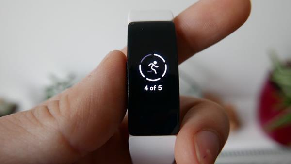 Funzionalità Fitbit Inspire HR