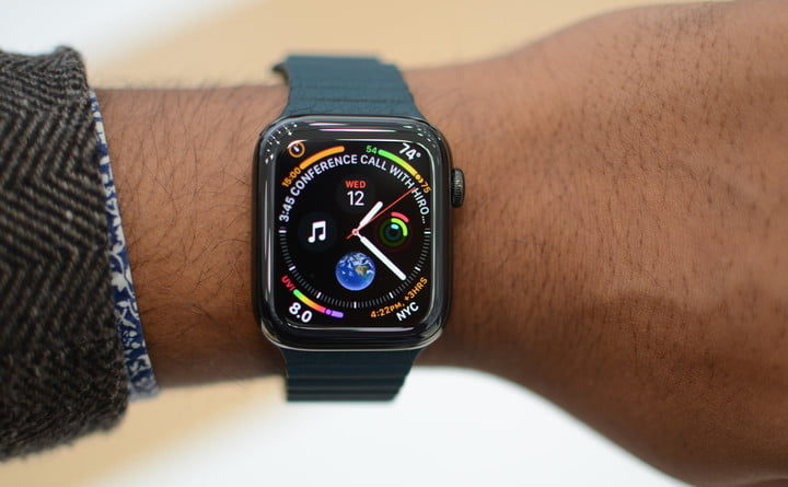 funzionalità mediche apple watch serie 4