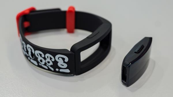 Recensione Fitbit Ace 2: Hardware