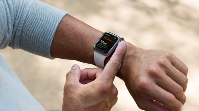 Come usare la nuova App ECG di Apple Watch Serie 4