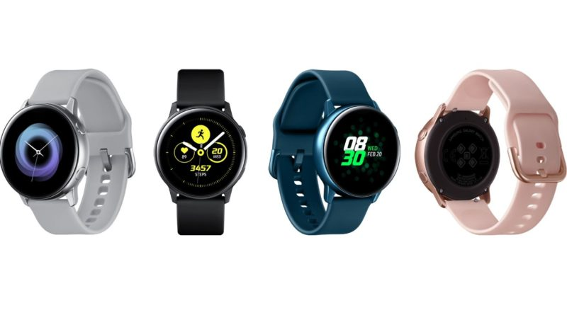 Recensione Samsung Galaxy Watch Active